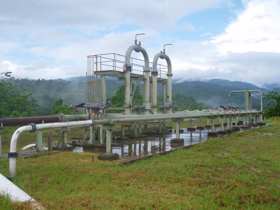 La estación de válvulas disipadoras reduce la presión en minero ducto y provee contrapresión necesaria para prevenir el flujo estacionario en la tubería.