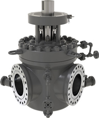 An Image of the Switch Valve by Mogas