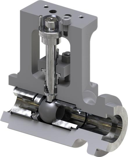 MOGAS iRSVP ASME 3100 Class valve