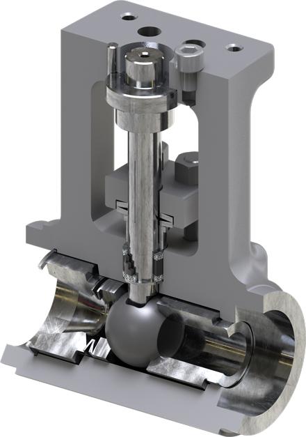 MOGAS iRSVP ASME 600 / 900 / 1500 limited class valve