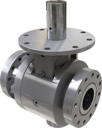 MOGAS T-Series trunnion ball valve