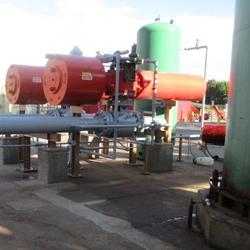 MOGAS valves in ammonia plant