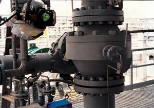 valve for VCM production
